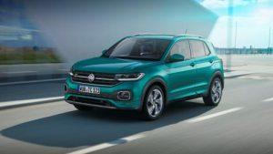VW T-Cross: Fünf Sterne beim NCAP-Crashtest