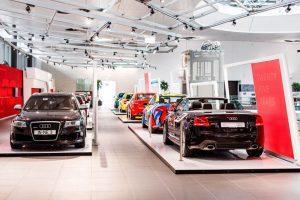 Audi Sport feiert 25 Jahre RS-Modelle