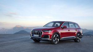 Audi Q7: Neuauflage des kraftvollen SUVs