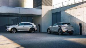 DS Automobiles: Zwei Elekro-SUVs bestellbar