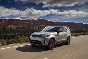 Land Rover Discovery 2019 im Test: Rover liftet seinen 7-sitzigen Parade-Kletterer