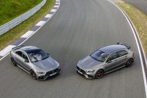 Mercedes-AMG A 45: Der Super-Sportwagen in der Kompaktklasse