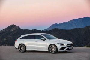 Mercedes-Benz CLA: Auslieferungen des Shooting Brake im September