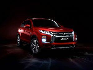 Mitsubishi ASX: Neues Kompakt-SUV mit dynamischem Motor