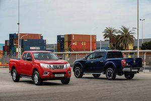 Nissan Navara: Start frei für den aktualisierten Pick-up