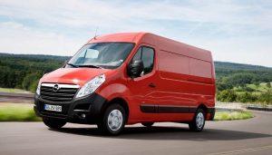Opel Movano: Kastenwagen setzt auf günstige Triebwerke
