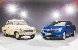Skoda Octavia: Modell feiert 60. Geburtstag