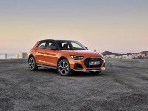 Audi A1 citycarver: Progressives Modell für jede Gelegenheit