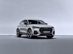 Audi Q3 Sportback: Kompakt-SUV erweitert Modellpalette