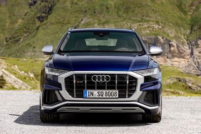 Audi Sq8 Im Test 2019 Wie Sportlich Ist Das Neue Q