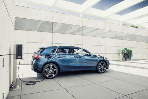 Mercedes-Benz: Plug-In-Hybride auch für A- und B-Klasse