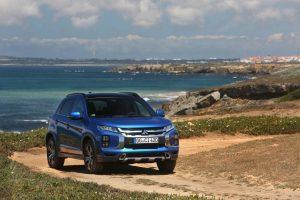 Mitsubishi ASX: Kraftvoller Auftritt im neuen Design