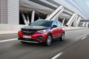 Opel Grandland X Hybrid4: VW-Tiguan-Herausforderer mit Strom und Allrad