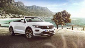 VW T-Roc Cabriolet: Weltpremiere bei den Sport Utility Vehicles