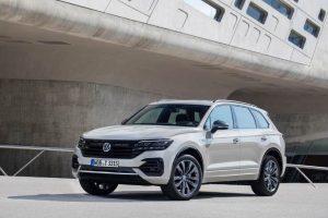 VW Touareg: SUV wird mit Sondermodell gefeiert