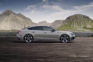 Audi A5: Neuer Look samt Mild-Hybrid-Technologie