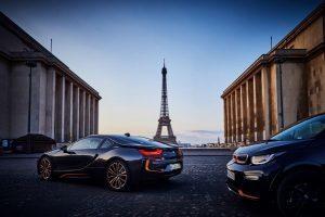 BMW: Exklusive Sondermodelle für den i3 und i8 vorgestellt