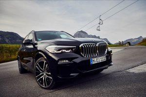 BMW X5: Markteinführung für den neuen xDrive45e
