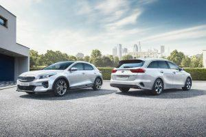 Kia: Zwei neue Plug-in-Hybride in den Startlöchern