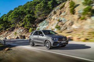 Mercedes-AMG GLE 53: SUV-Trendsetter ab sofort bestellbar