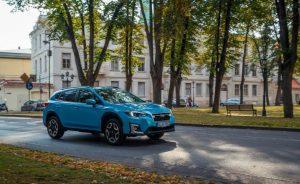 Subaru XV: Neuer e-Boxer vorgestellt