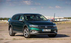 VW Passat Alltrack im Test (2019): der aufgefrischte Allround-Kombi im Einsatz