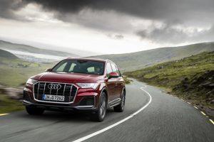 Audi Q7 im Test (2019): eine Modellpflege scharf wie ein Laserstrahl