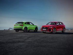 Audi Q3: Audi Sport präsentiert Neuauflage