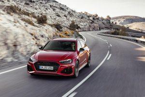 Audi RS 4 Avant: Update für den Power-Kombi