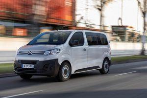 Citroen Jumpy Kombi: Neue Motorisierungen für das Nutzfahrzeug