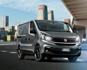 Fiat Talento: Neue Motoren und Konnektivität für 2020