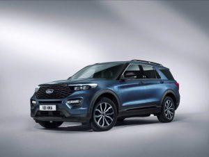 Ford: Elektrifizierte Modelle auf der IAA