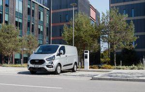 Ford Transit: Künftig auch als Plug-In-Hybrid