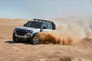 Land Rover Defender: Neu erdacht für das 21. Jahrhundert