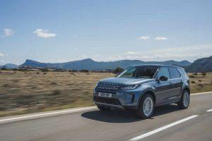 Land Rover Discovery Sport: Neue Generation startet in Deutschland