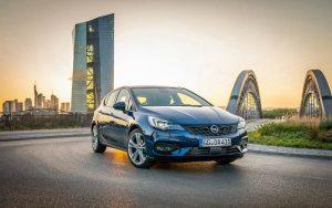 Opel Astra 2020 im Test: Modellpflege im Zeichen effizienter Technik