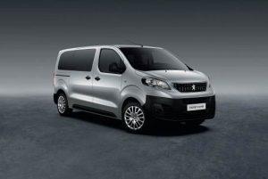 Peugeot Expert: Neuer Motor und größere Ausstattung