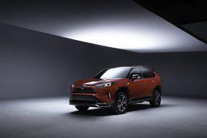 Toyota RAV4: Premiere auf der Los Angeles Auto Show 2019