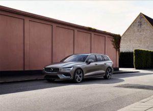 Volvo V60: Motorenpalette um zweiten Plug-in-Hybrid erweitert