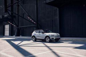 Volvo XC40: Neue Infotainmentsystemen für die vollelektrische Variante
