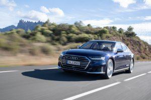 Audi S8: Sportliche Eleganz bei der Luxuslimousine