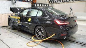 BMW 3er: 5 Sterne im NCAP Crashtest