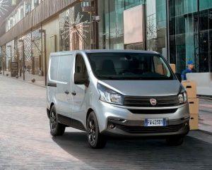 Fiat Talento: Neue Motoren und ein moderner Auftritt