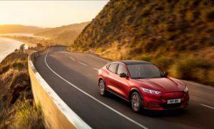 Ford Mustang Mach-E: Mit viel Power emissionsfrei unterwegs