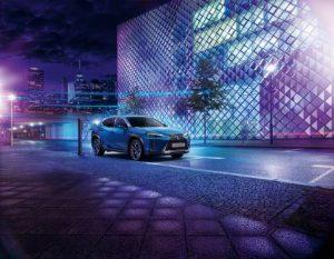 Lexus UX 300e: Premiere auf der Guangzhou Motor Show