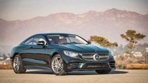 Mercedes S-Klasse Coupé 2019 (Test): Modellpflege à la Oberklasse