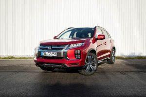 Mitsubishi ASX 2020 im Test: frische Modellpflege für das SUV mit dem langen Atem