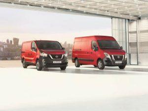 Nissan: Mehr Effizienz für den NV300 und NV400