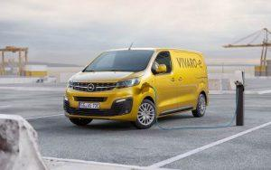 Opel Vivaro-e: Erfolgreicher Transporter wird elektrisch