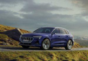 Audi e-tron: Technik-Update für mehr Reichweite